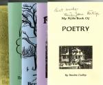 Five poetry books
