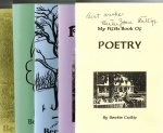 Five poetry books