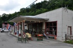 Sharp's Store, Rte 219, Slaty Fork WV
