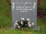 Jean's grave