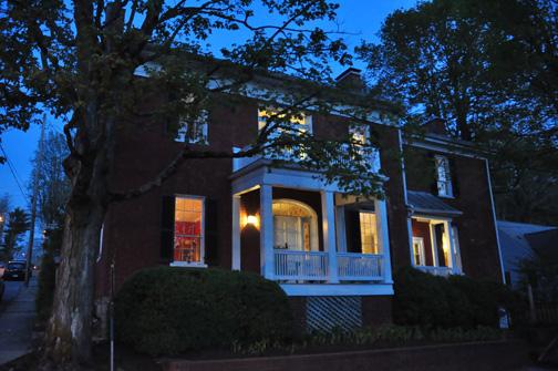 Lewisburg ghost story