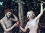 Lucas Cranach Adam & Eve
