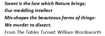 Wordsworth_Tables Turned