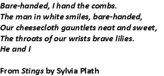 Stings poem